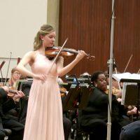 Aubree Oliverson - Culver City Symphony